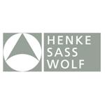 Henke sass wolf logo