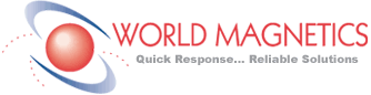 World Magnetics logo