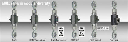 Müller Modulaire universele – Load Cell Standard HART