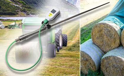 Mobiele temperatuurmeting voor landbouw | Afvalbeheer | Wegenbouw