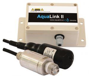 Aqualink II GPRS / GSM Datalogger / alarm: SKU: AQ-DD