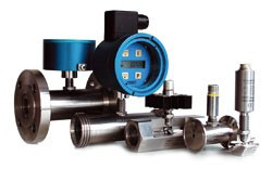 Turbine flow meters (HM)
