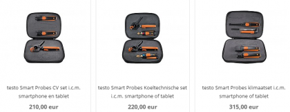 Müller-Testo Smart Probes