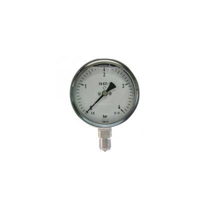 7221 / 7225 Manometers geheel RVS