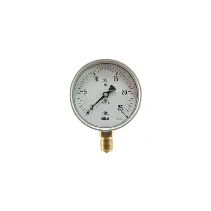 7811 / 7814 Lagedruk manometers (MBAR)