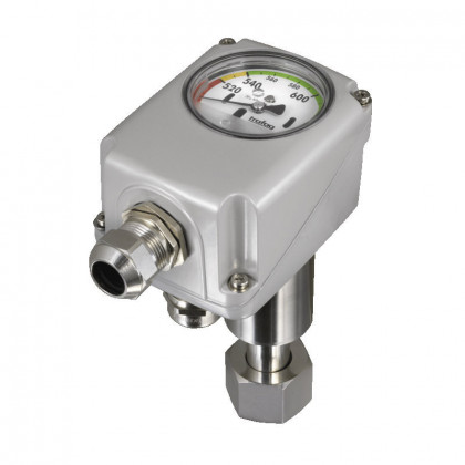Moniteur de densité de gaz hybride 8782
