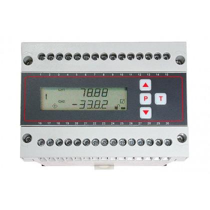 Digitale spanningsmeter en standaard signaalversterker ADLM-NS | ID: AD