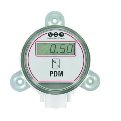 Verschildruktransmitter PDM voor lucht en gassen