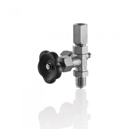 Gauge Valves DIN 16271 Type A