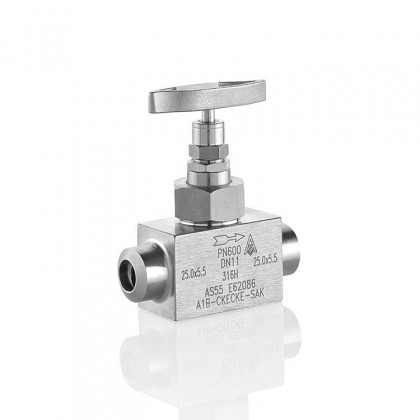 Union Bonnet Needle Valves Type A1