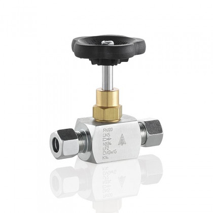 Needle Valves for Gas Service Type N334