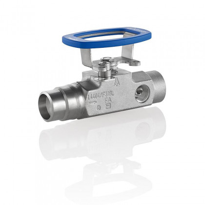 Ball Valves Type K