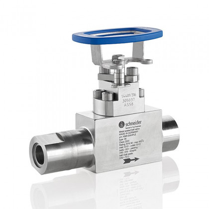 Metal Seated Ball Valves Type KM