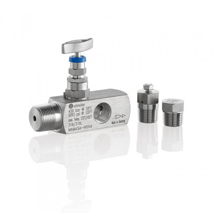 Multiport Gauge Valves M Type