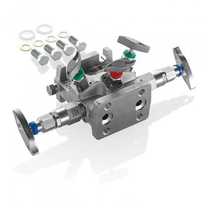 Manifolds à 5 vannes de type H5A / H5S