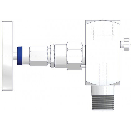 Soft Seated Gauge Valves - G Type