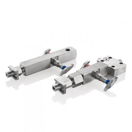 Manifolds for Ultrasonic Flow Meter Applications U2F/U2T Type