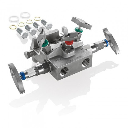 5 Valve Manifolds T5A/T5S Type