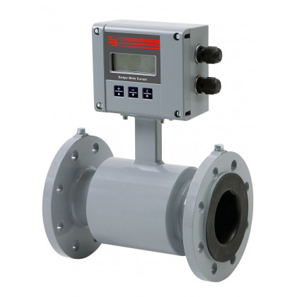 MID2 M1000/M2000 :: AC/DC elektromagnetische flowmeters voor alle typen processen