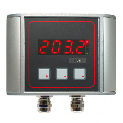 Digital Indicator - Current Loop Display in Robust Field Enclosure CULO-F | ID: CF