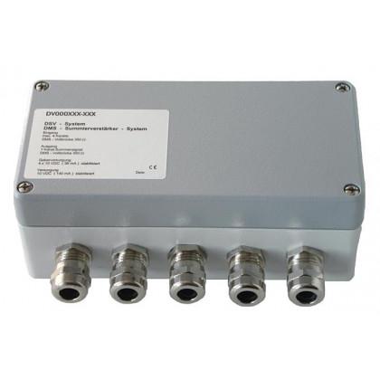 Summin amplifier for resistance strain gauge DSV | ID: DV
