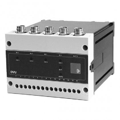 Commutateur de signal vidéo numérique DVU | ID: VU