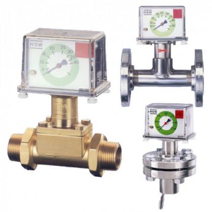 Flowmeter type: DW-U