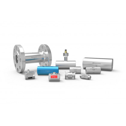Turbine Flow Meters (HM) - Overview / Measuring Principle