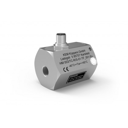 Turbine Flow Meter for Solvents and DI Water (HM-TCR)
