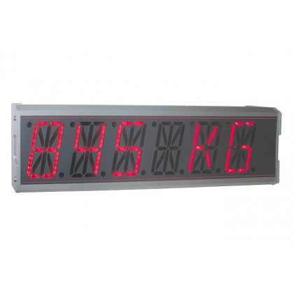 Digital Large Indicator, digit height 57/100 mm LDS