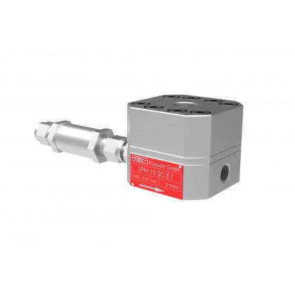 Micro flowmeter (LFM)