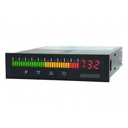 Digital Indicator Bargraph 55 segments MB2 | 96 x 96