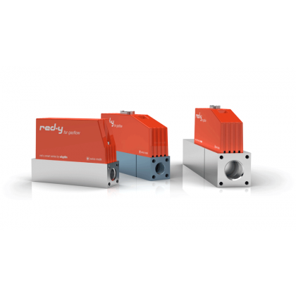 High-precision Thermal Mass Flow Meters & Mass Flow Controllers for Gases