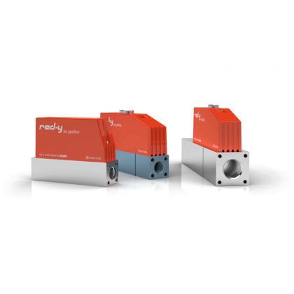 Precisie thermische massa flowmeters en massa flowcontrollers voor gassen