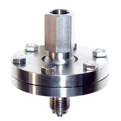 Diaphram seal for special applications - variable connections