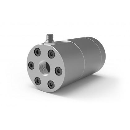 Spindel flowmeter compact ontwerp (SRZ)