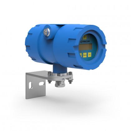 Transmetteur de débit Coriolis TCE 8000/8100 pour montage mural