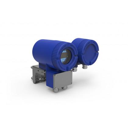 Coriolis flowtransmitterdisplay TCE 8501