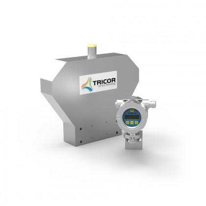 Massa flowmeter TCMH 0450 voor hogedruk gas toepassingen