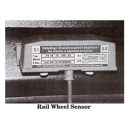 Capteur de rails avec amplificateur N59