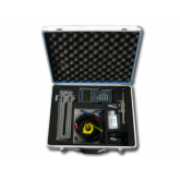 BFU-100-H Hand Held Ultrasonic Flow Meter- Pipe size 25mm - 100mm