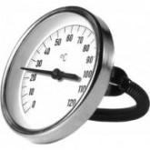 Thermomètres tuyau