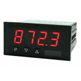 Digital Indicator RS232, RS485 BCD, digit height 14 mm PB4 | 72 x 36