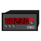 Digitale indicator - DC stroom/voltage standaardsignaal, hoogte karakters 14 mm PZ5 | 96 x 48