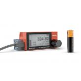 Batterij aangedreven Digitale Mass Flow Meters voor Gassen