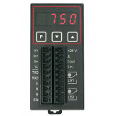 Strain gauge amplifier with limit value contacts SU-LD | ID: DG