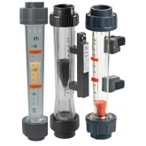 Compteurs en Plastique VA :: Rotamètres